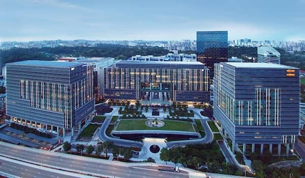 Mapletree Business City 1