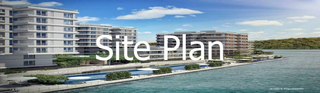 The Reef Site Plan Snippet
